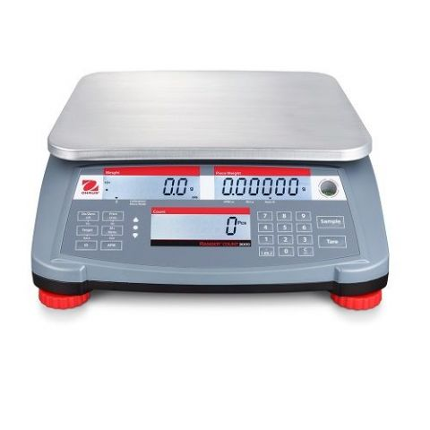 Ohaus | Ranger 3000 Counting Scale | Oneweigh.co.uk